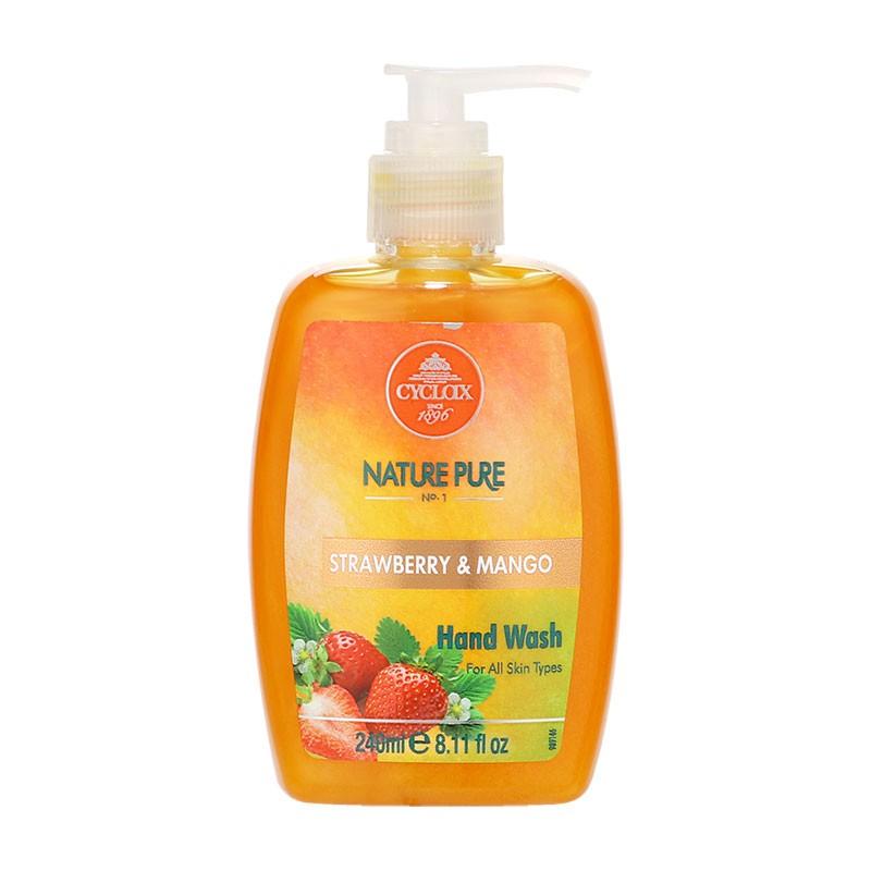 Cyclax Strawberry & Mango Hand Wash