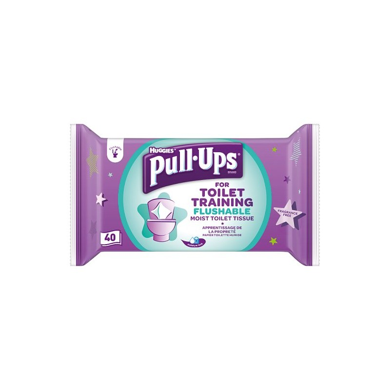 Huggies Pull-Ups Training Wipes