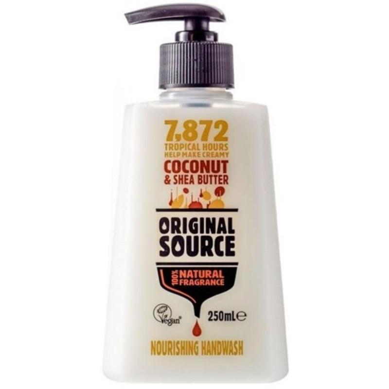 Original Source Coconut & Shea Butter Hand Wash