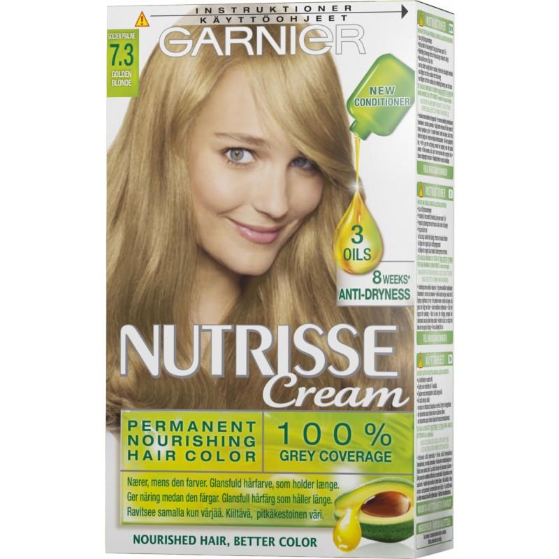 Garnier Nutrisse Creme 7.3 Golden Blonde