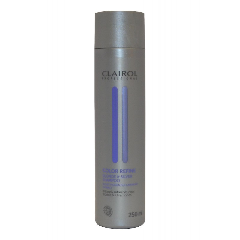 Clairol Color Refine Blonde & Silver Shampoo