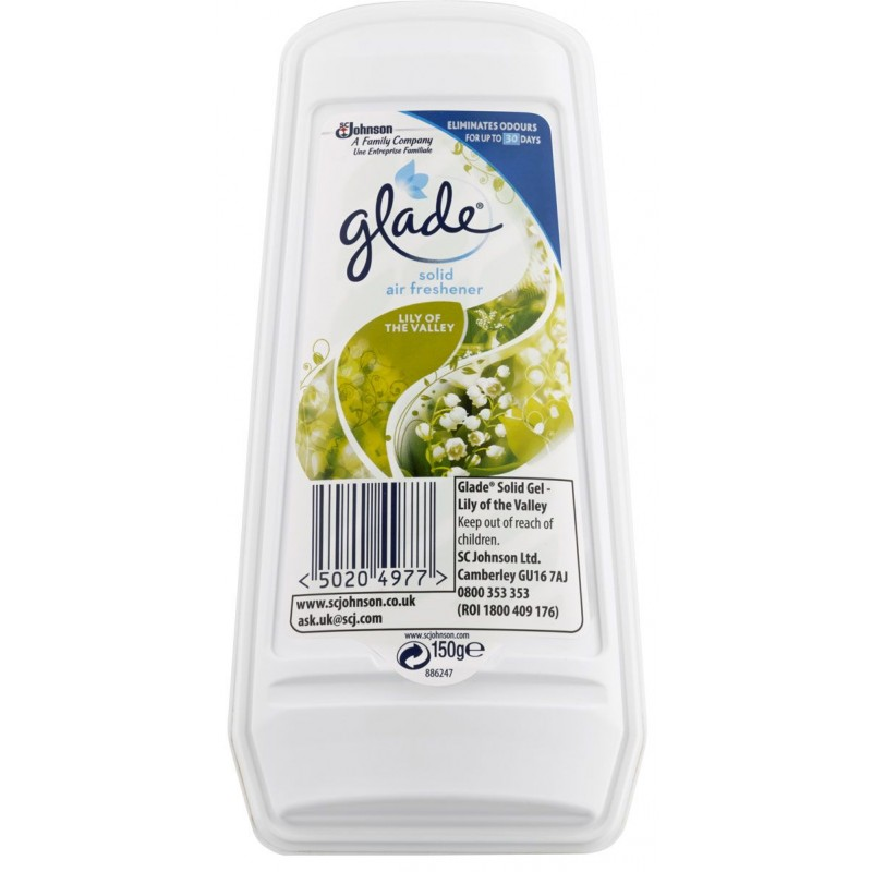 Glade Lily Of The Valley Solid Air Freshener