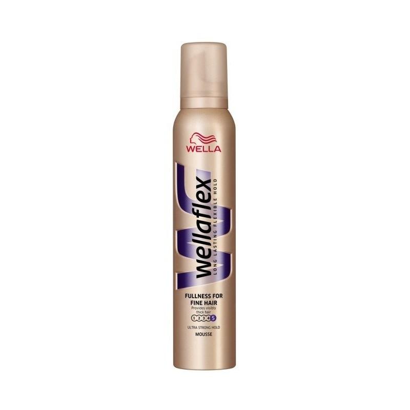 Wella Wellaflex Fullness For Thin Hair Mousse