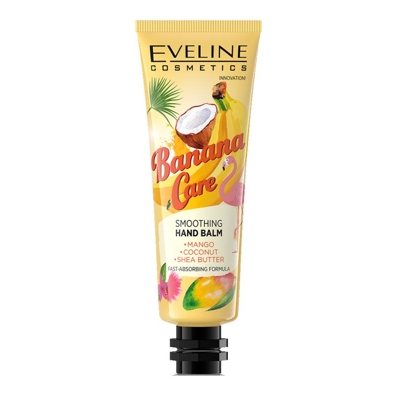 Eveline Banana Care Smoothing Hand Balm