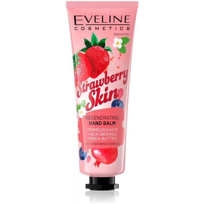 Eveline Strawberry Skin Regenerating Hand Balm