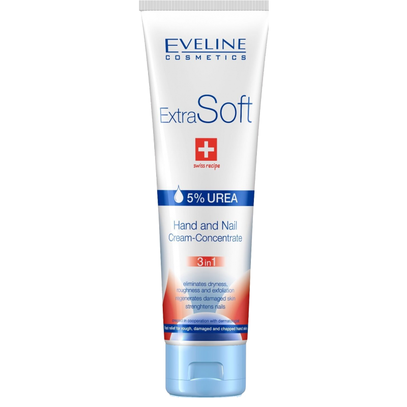 Eveline Extra Soft Hand & Nail Cream-Concentrate