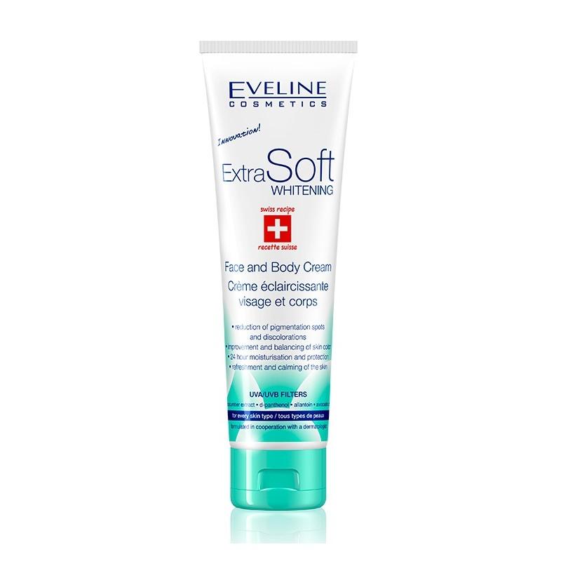 Eveline Extra Soft Whitening Face & Body Cream