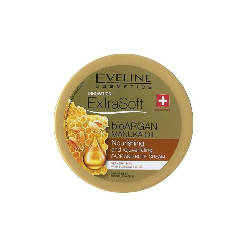 Eveline Extra Soft Bio Argan Face & Body Cream