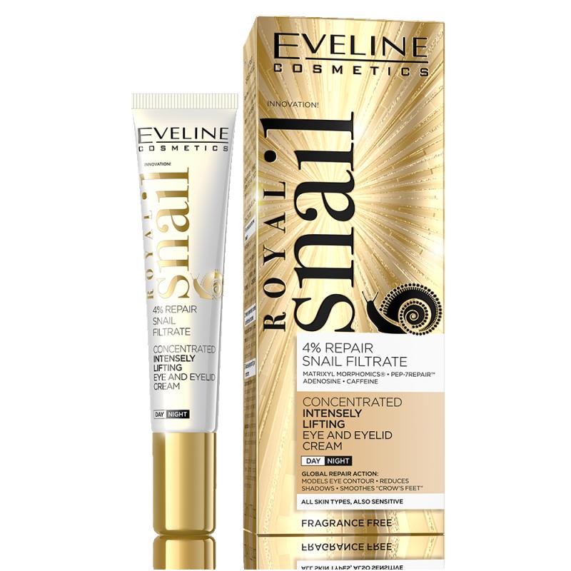 Eveline Royal Snail Lifting Eye & Eyelid Cream