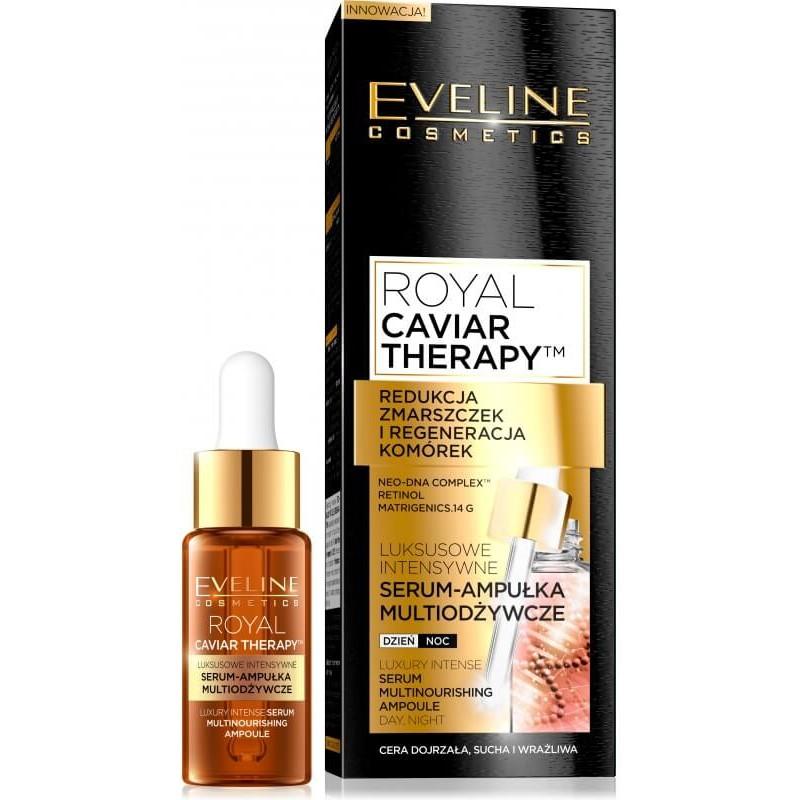 Eveline Royal Caviar Therapy Multi-Nourishing Serum