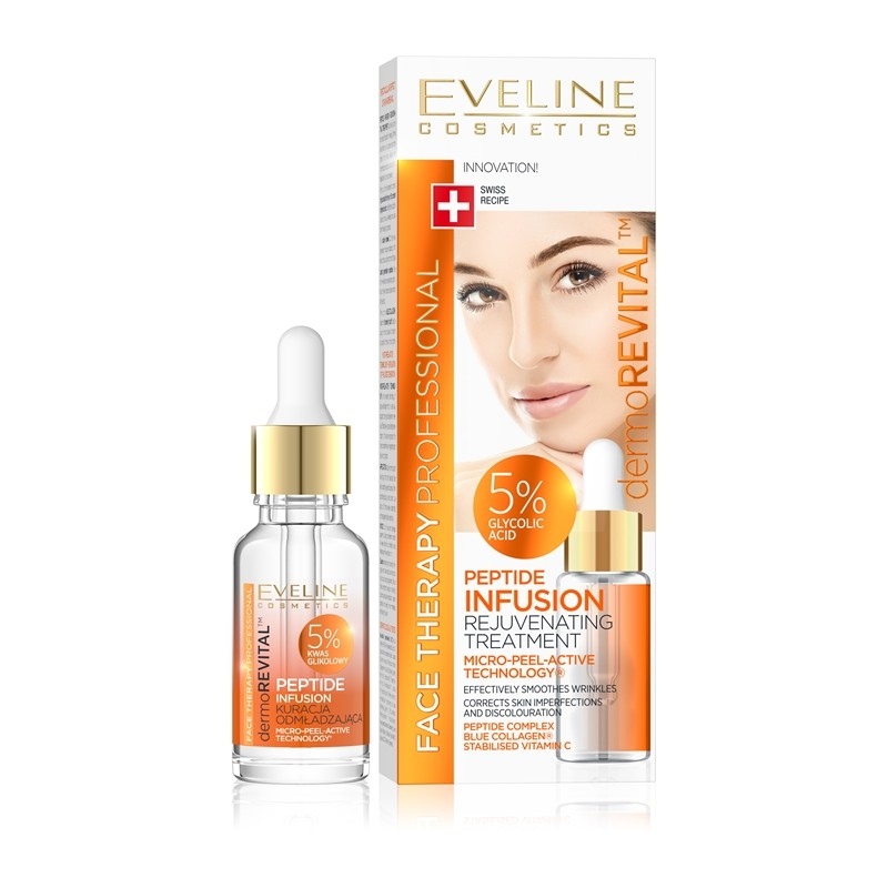 Eveline DermoRevital Infusion Rejuvenating Treatment