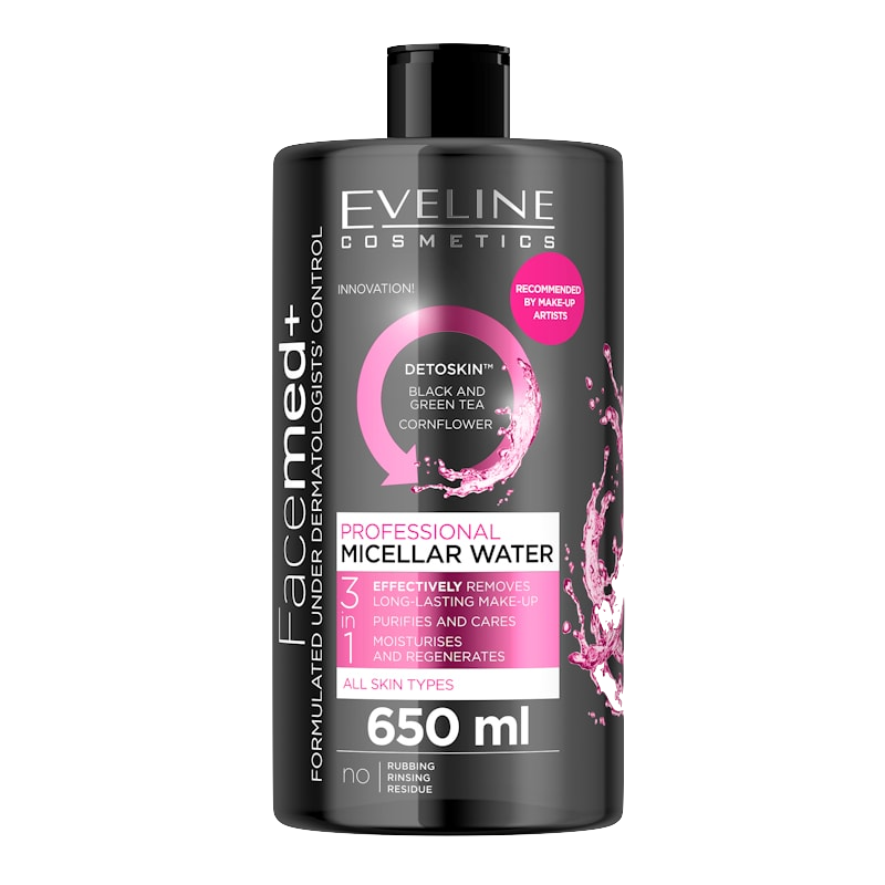 Eveline Facemed+ Professional Micellar Water