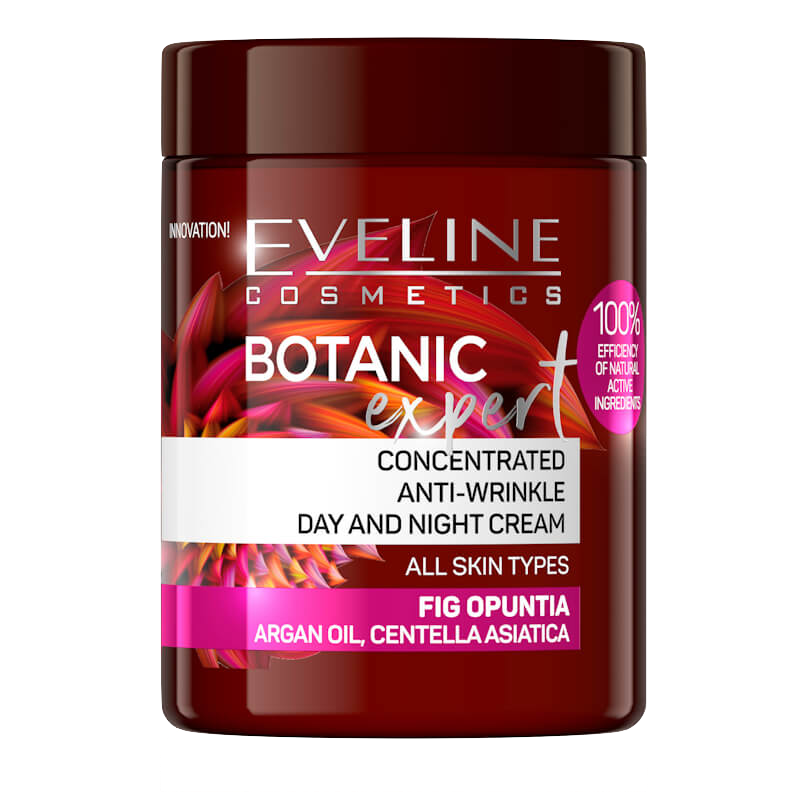 Eveline Botanic Expert Concentrated Anti-Wrinkle Day & Night Cream