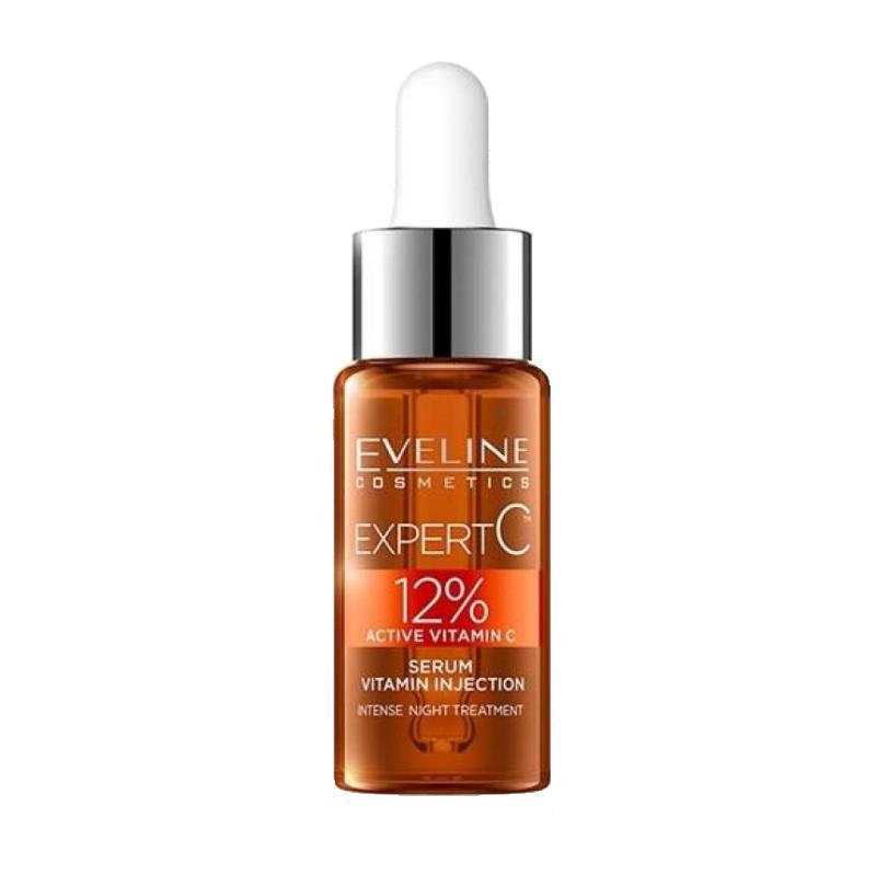 Eveline Expert C Youth Vitamin Injection Night Serum