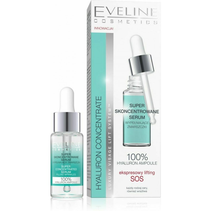 Eveline Hyaluron & Collagen Super Concentrated Serum