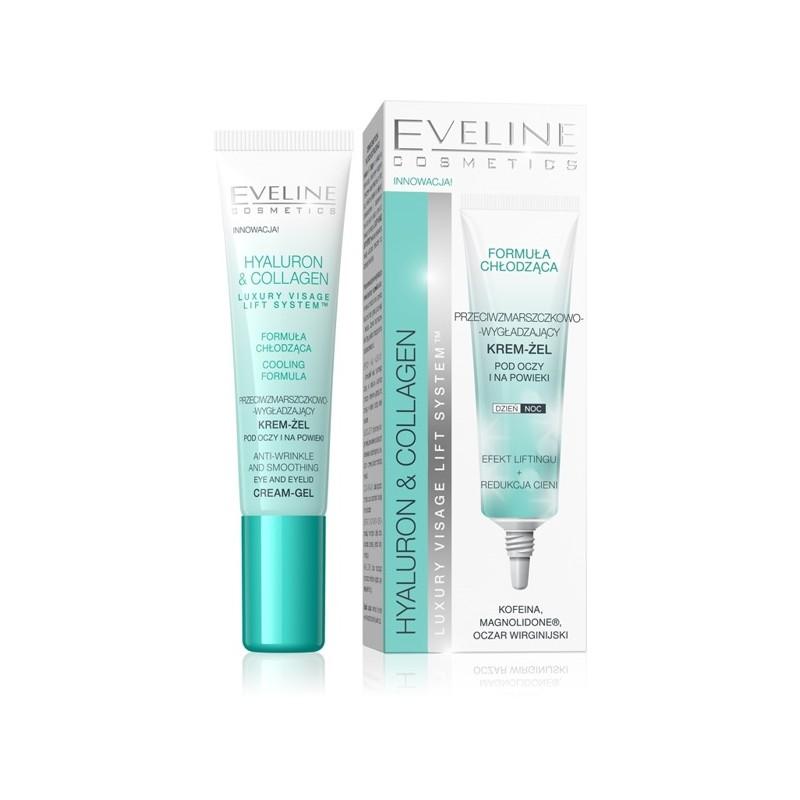 Eveline Hyaluron & Collagen Eye & Eyelid Cream