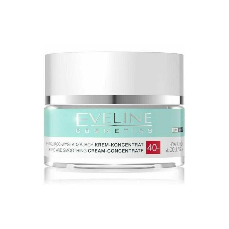 Eveline Hyaluron & Collagen Day & Night Cream 40+