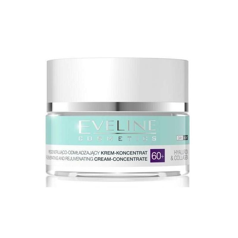 Eveline Hyaluron & Collagen Day & Night Cream 60+