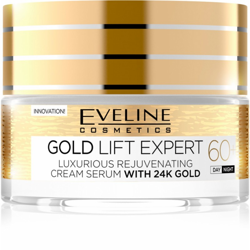 Eveline Gold Lift Expert Rejuvenating Day And Night Cream 60+