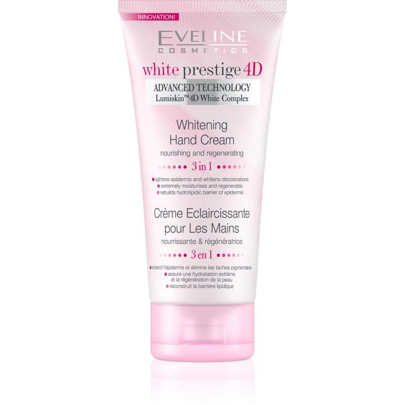Eveline White Prestige 4D Whitening Hand Cream