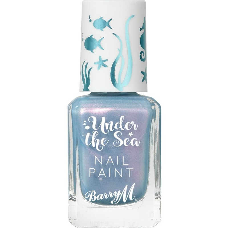 Barry M. Under The Sea Nail Paint 3 Butterflyfish