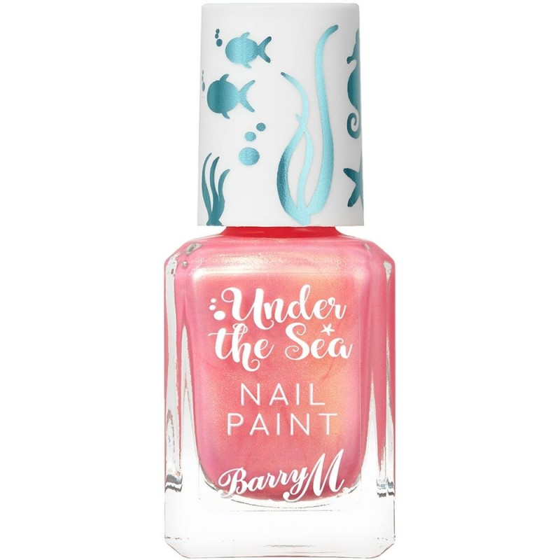 Barry M. Under The Sea Nail Paint 4 Pinktail