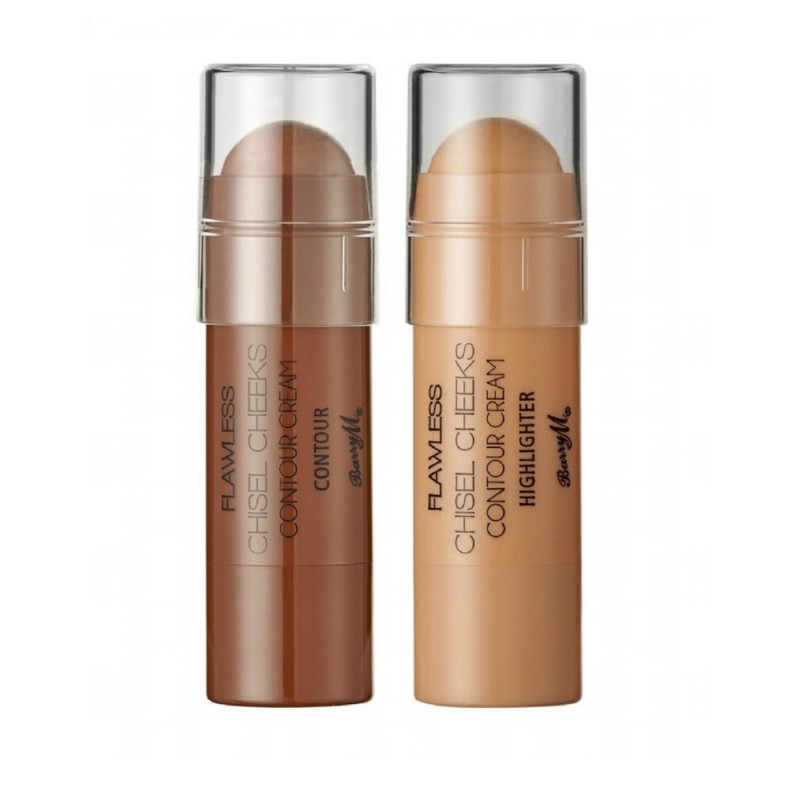 Barry M. Flawless Chisel Cheeks Contour Creams