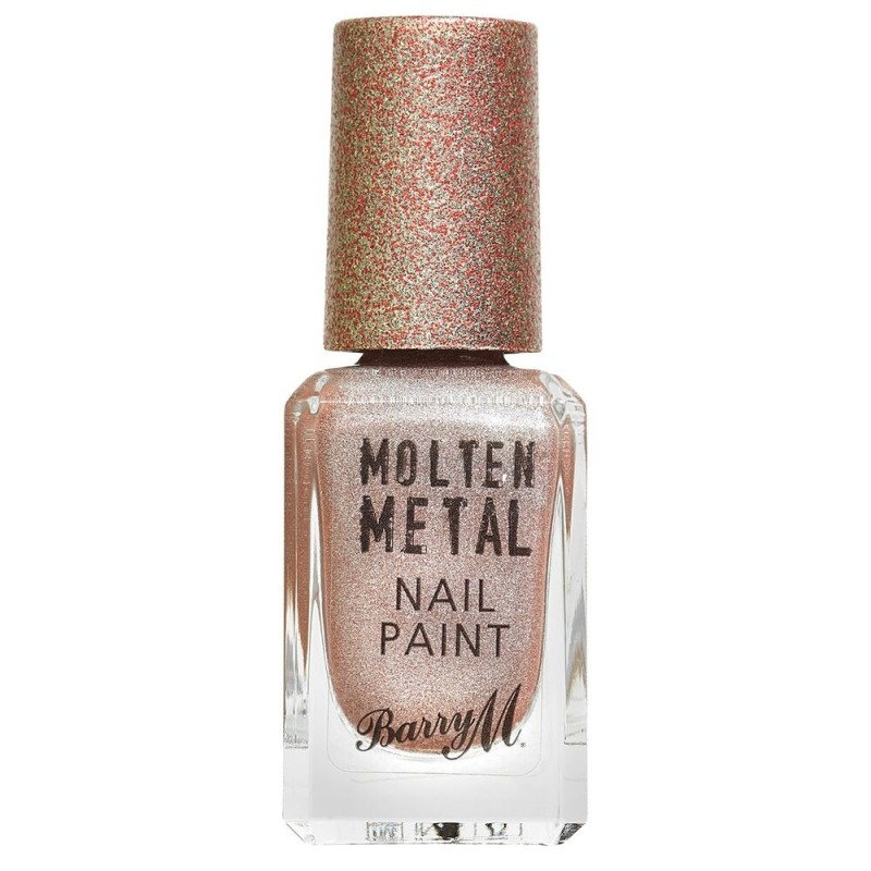 Barry M. Molten Metal Nail Paint 13 Holographic Moon