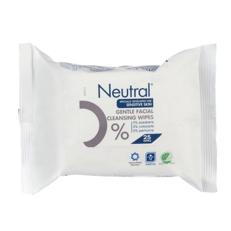 Neutral Make Up Remover Wipes
