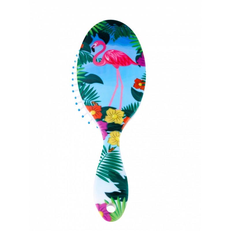 Basics Wet Brush Jungle Flamingo