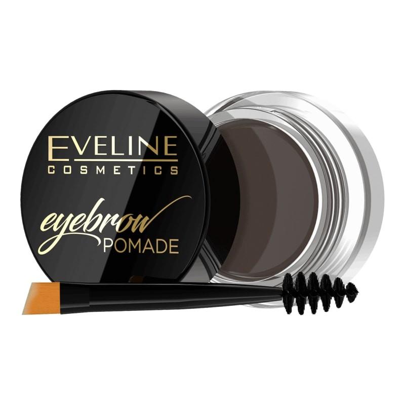 Eveline Eyebrow Pomade Soft Brown