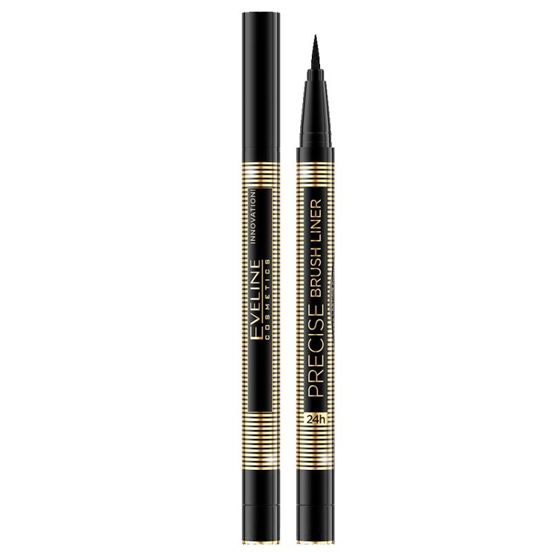 Eveline Precise Brush Liner Black