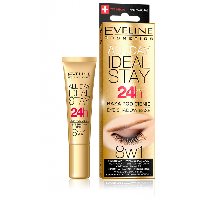 Eveline All Day Ideal Stay Eye Shadow Base