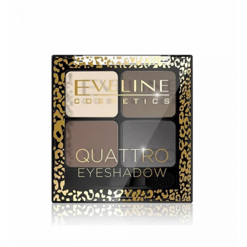 Eveline Quattro Eyeshadow No. 10