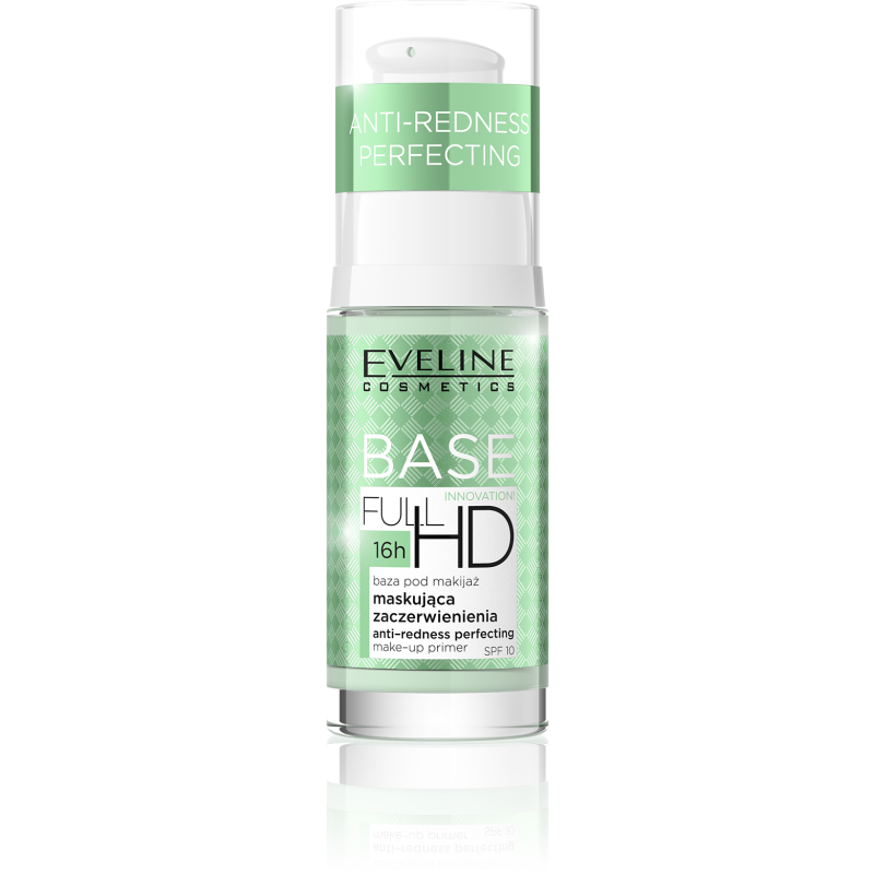 Eveline Full HD Make-Up Base Anti-Redness Perfecting