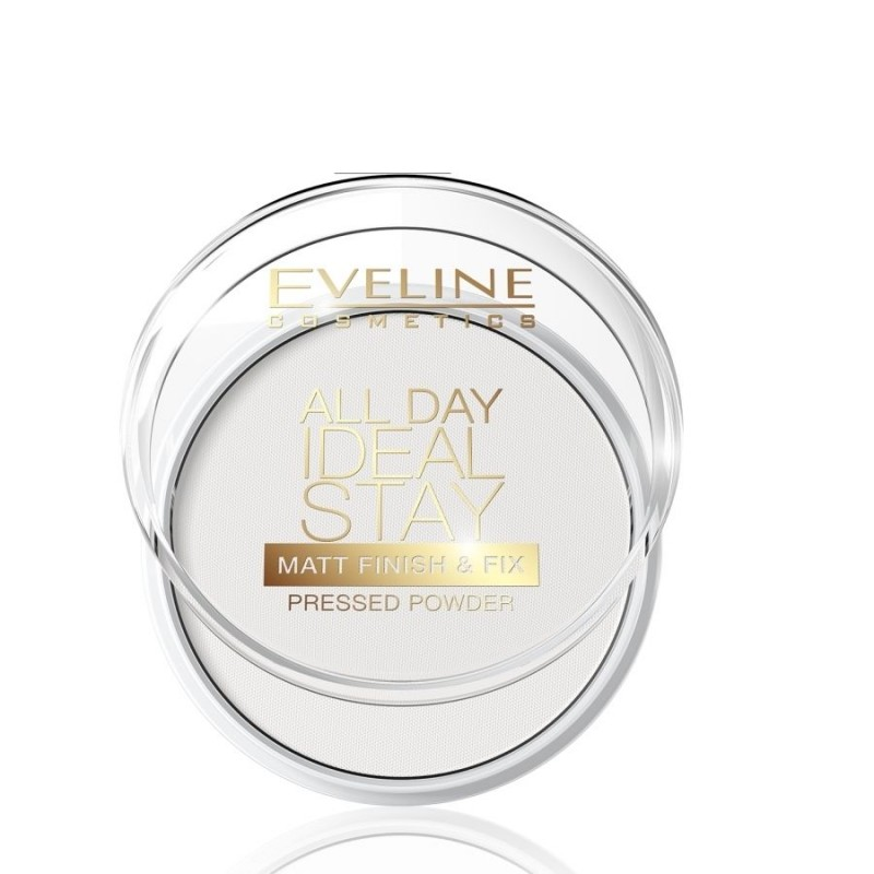 Eveline All Day Ideal Stay Matt Finish Powder