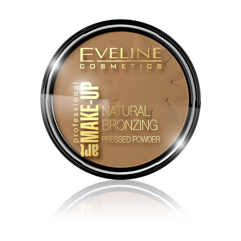 Eveline Art Make-Up Natural Bronzing Pressed Powder No. 50