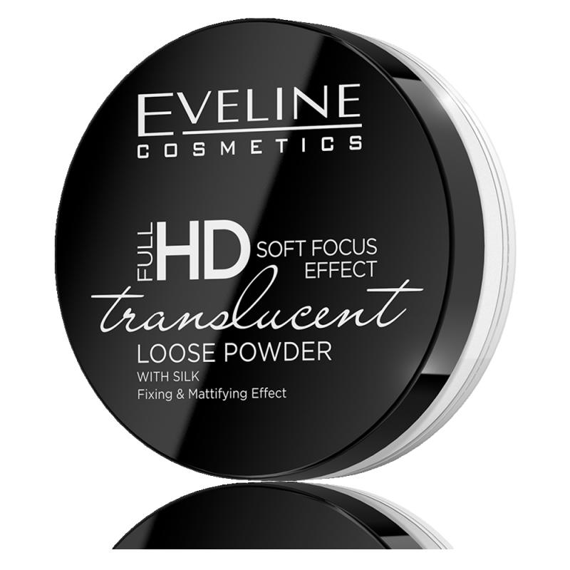 Eveline Full HD Loose Powder Translucent