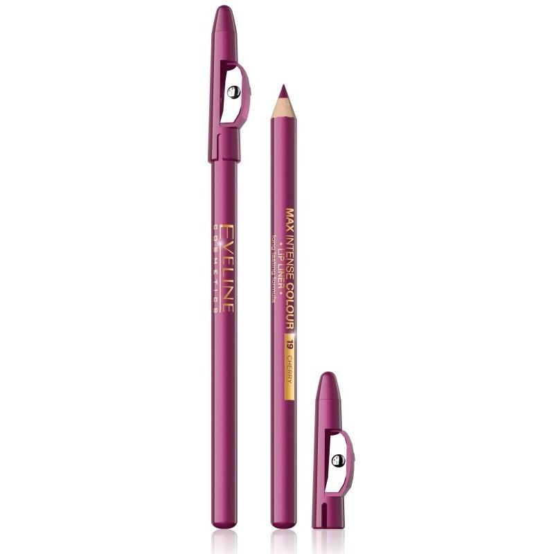 Eveline Max Intense Colour Lip Liner 19 Cherry