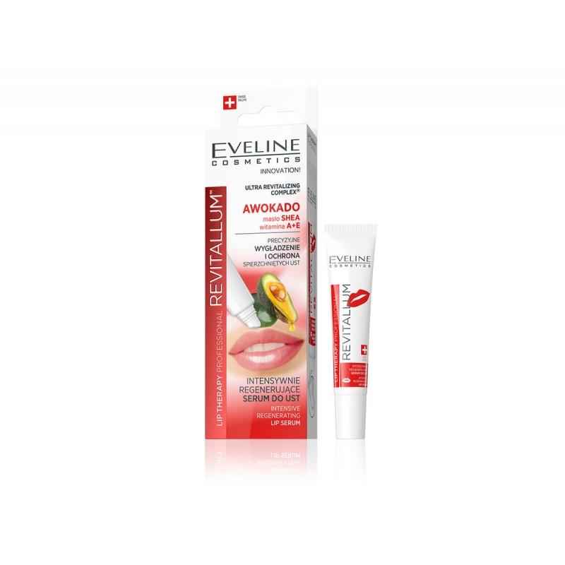 Eveline Lip Therapy Revitallum Regenerating Lip Serum