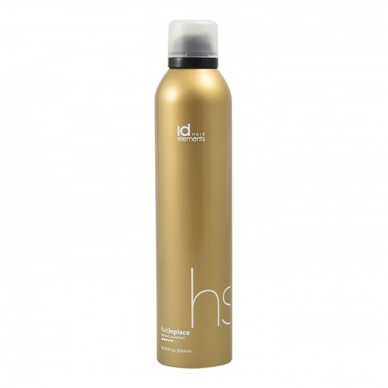IdHAIR Elements FixIt InPlace Strong Hairspray