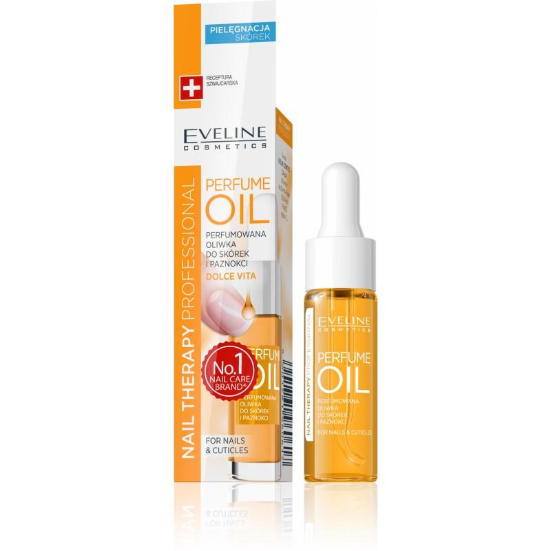 Eveline Nail Therapy Dolce Vita Perfume Oil