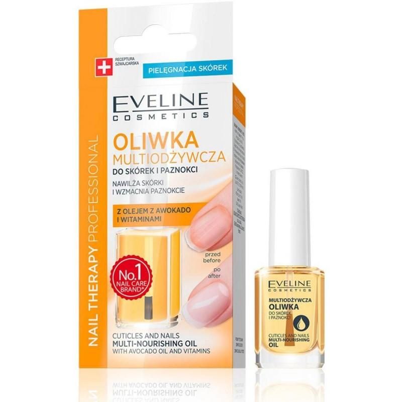 Eveline Nail Therapy Multi-Nourishing Oil