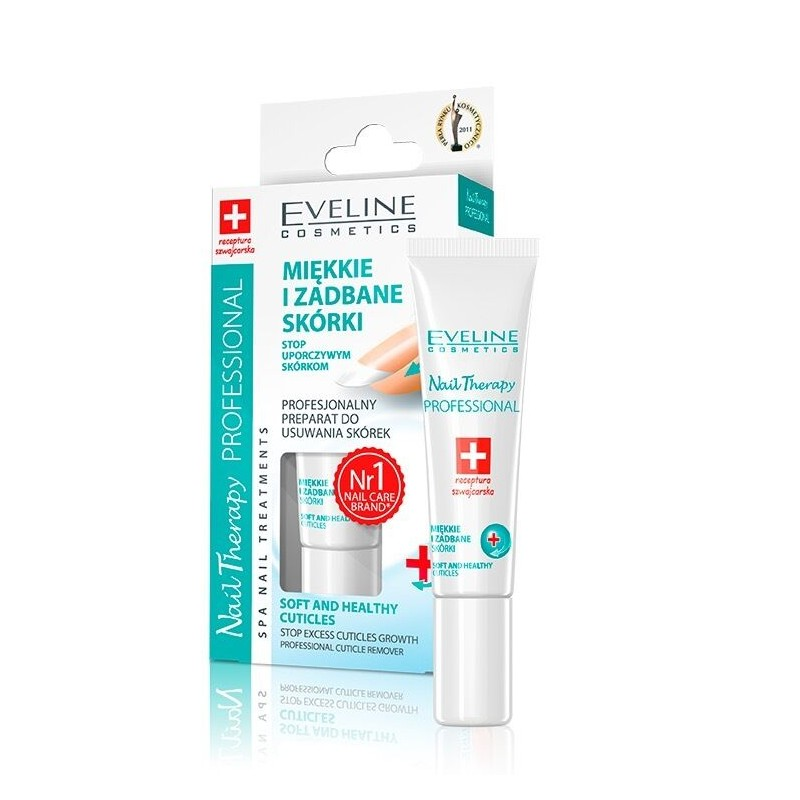 Eveline Nail Therapy Soft & Healthy Cuticles