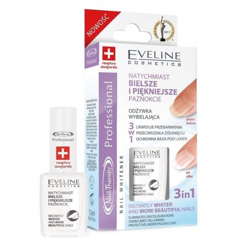 Eveline Nail Therapy Nail Whitener