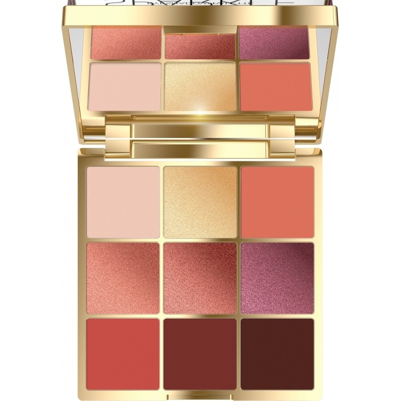 Eveline Eyeshadow Palette Sparkle