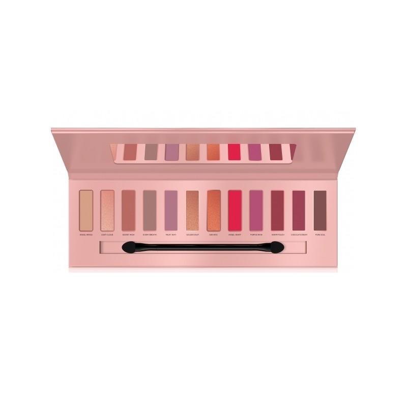 Eveline Eyeshadow Palette 12 Colors Angel