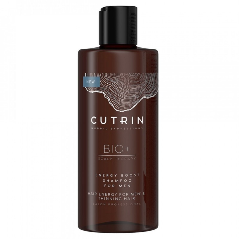 Cutrin Bio+ Men Scalp Therapy Energy Boost Shampoo