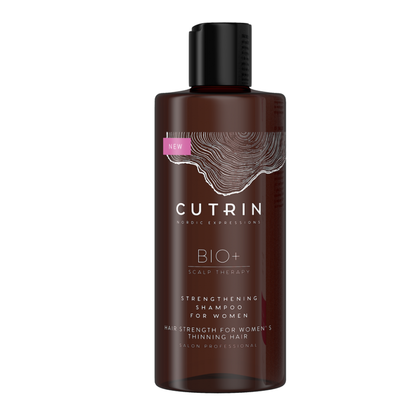 Cutrin Bio+ Scalp Therapy Strengthening Shampoo