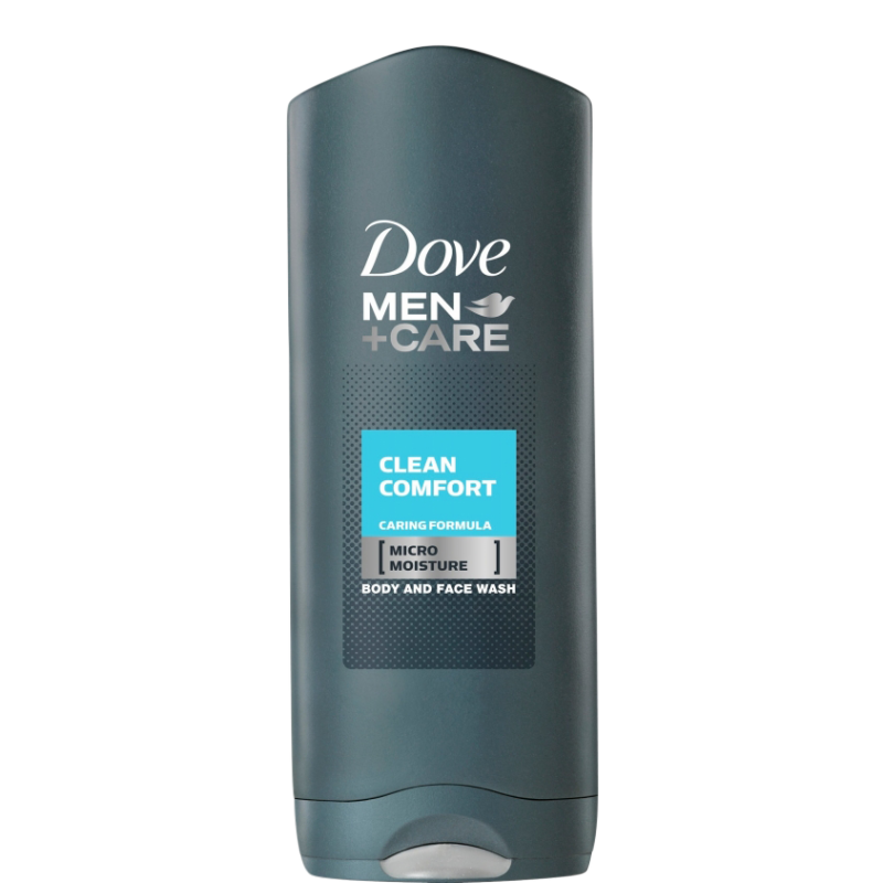 Dove Men +Care Clean Comfort Body & Face